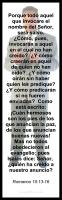 View the image: Predicador, Romanos 10:13-16